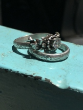 Engagement Ring. sold.