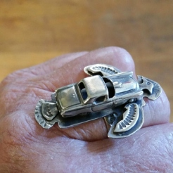NOT Just Another Thunderbird Ring